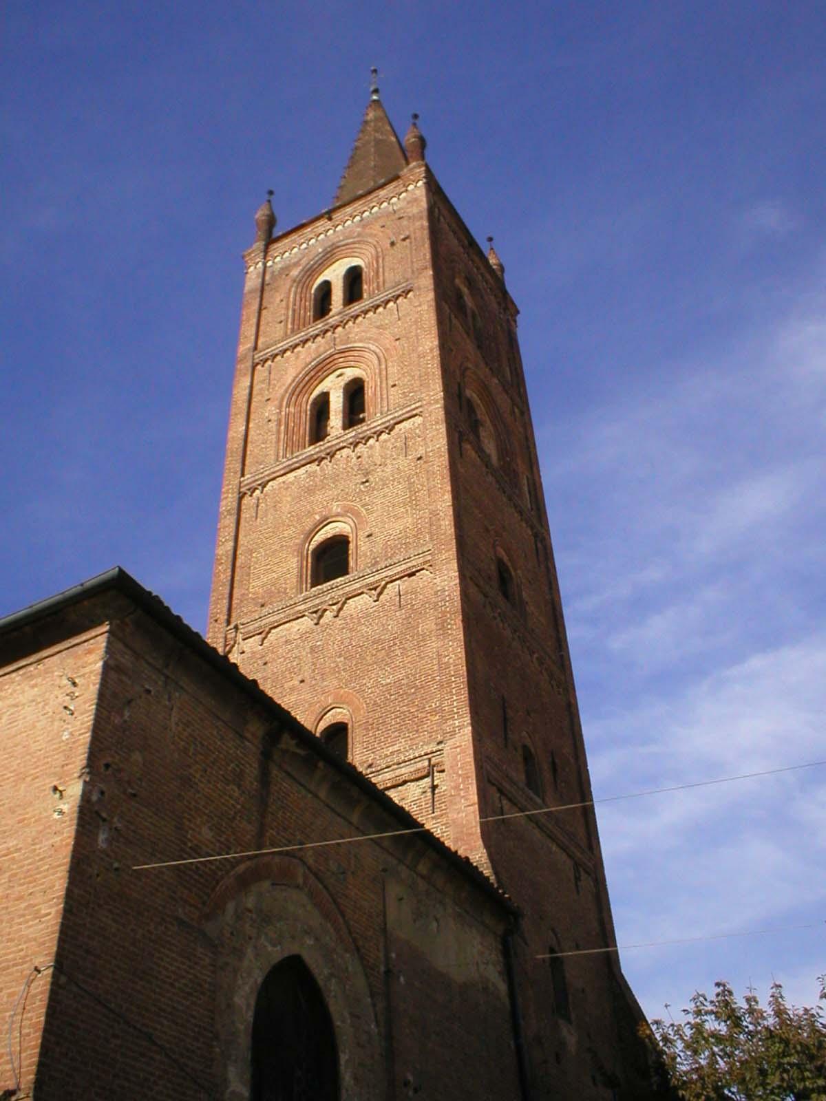 CHIERI San Domenico campanile 2