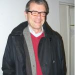 L'assessore all'ambiente Massimo Gaspardo Moro