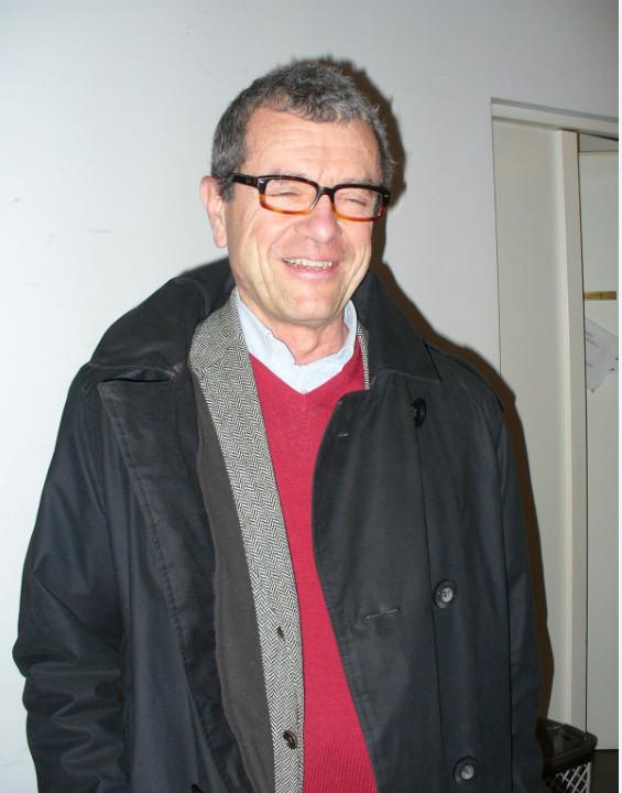 L'assessore  Massimo Gaspardo Moro