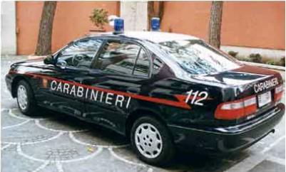 carabinieri auto 4