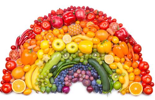 NUTRIRSI SANO di Anna Varetto- Frutta e verdura: 5 porzioni e 5 colori