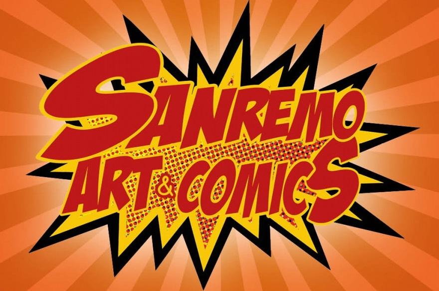 PASSIONE FUMETTI di Giancarlo Vidotto: Sanremo Art & Comics, il fumetto protagonista al Palafiori di Sanremo