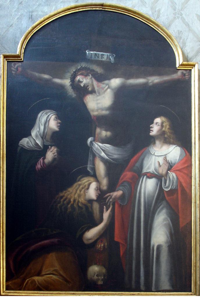 CERUTTI (FEA) Antonio. Crocifissione