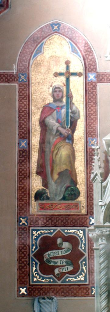 GAMBA Enrico. La Religione. (1877 circa)