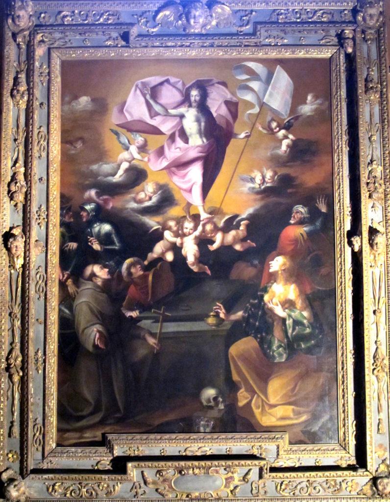 CROSIO Giovanni, Resurrezione di Cristo (ante 1632)