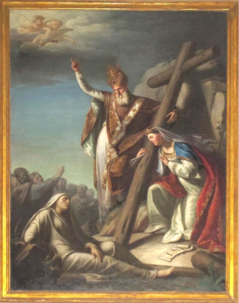 VACCA Giovanni, Invenzione della Santa Croce (1815)