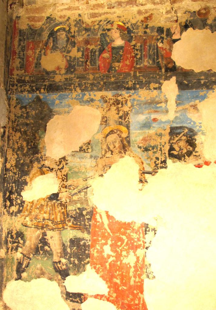 ANONIMO. Martirio di Sant'Agata