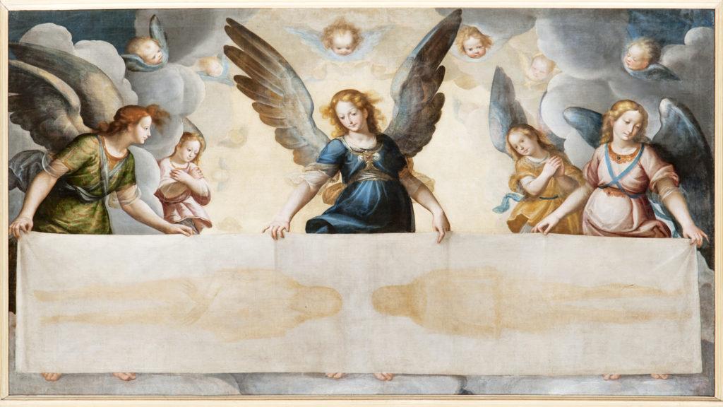 La Sacra Sindone (Orsola Caccia)