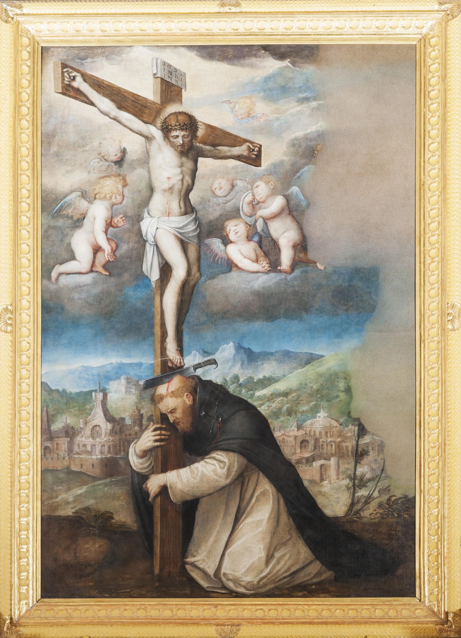 Moncalvo. San Pietro da Verona