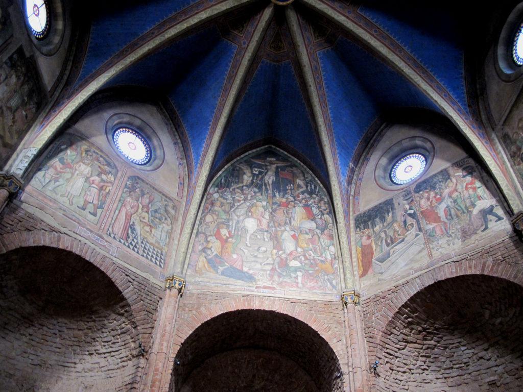 FANTINI Guglielmetto. Ciclo della Passione di Cristo (1432-1435) (Foto Enrico Bassignana)