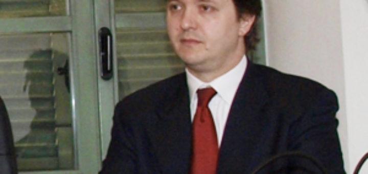 Davide Nicco, sindaco di Villastellone