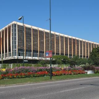 Palazzo del Lavoro - Pier Luigi Nervi 1960