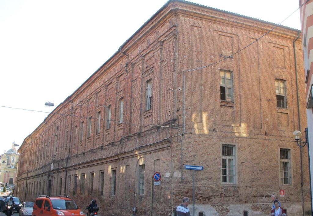 La Casa di riposo Giovanni XXIII