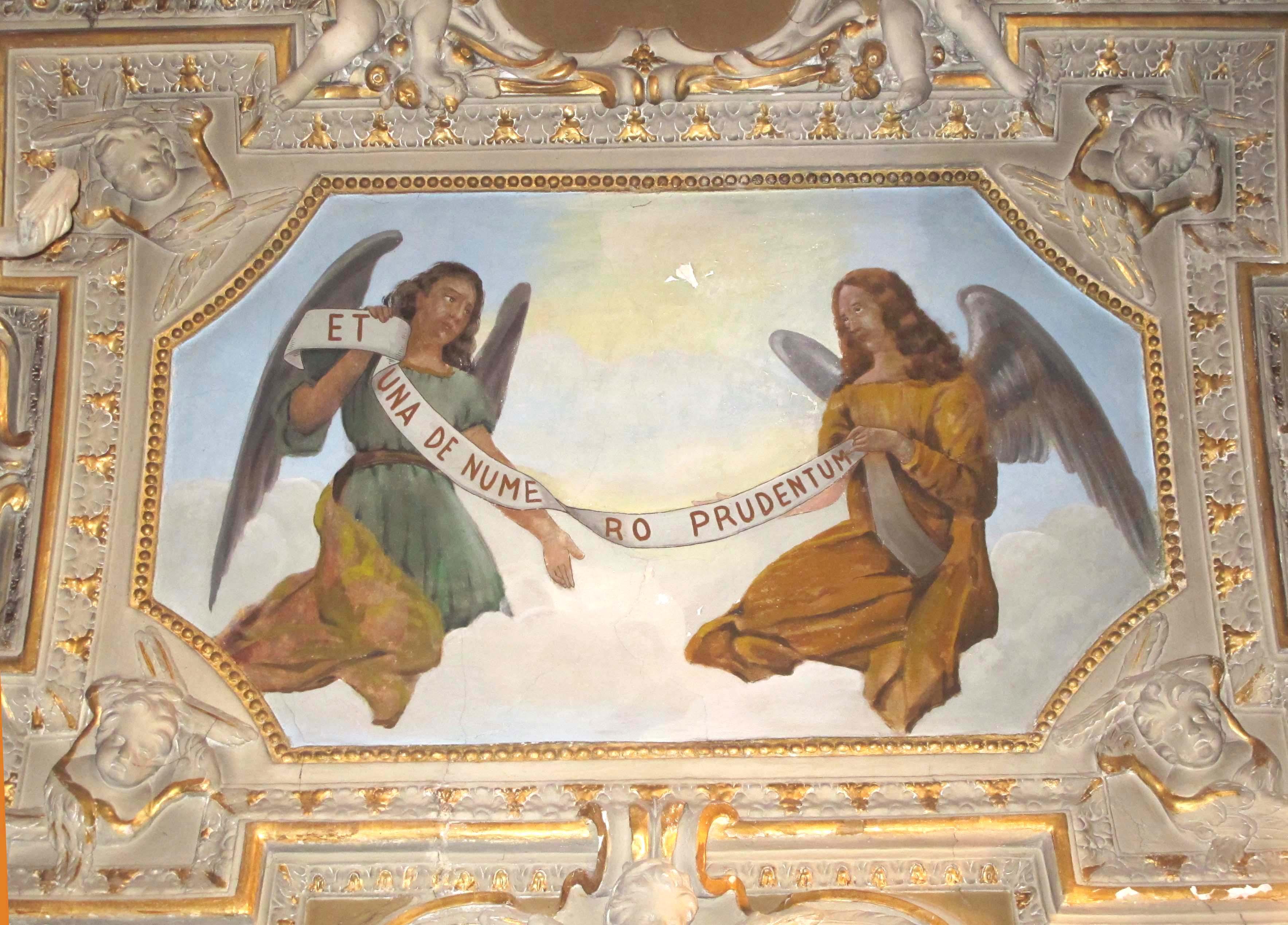 ANONIMO, Angeli (fine sec. XIX, inizio sec. XX)
