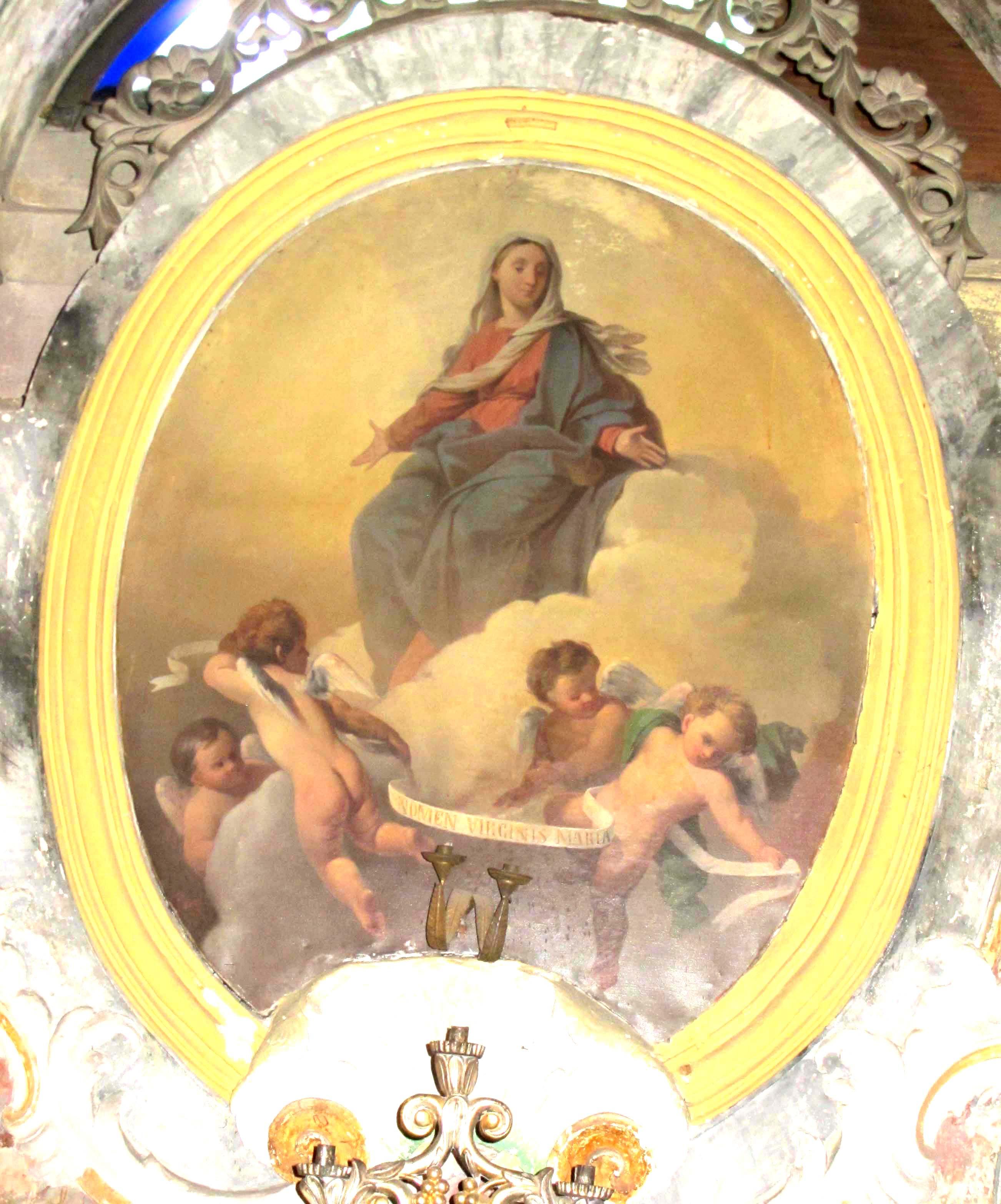 ANONIMO, Assunta (sec. XVIII).