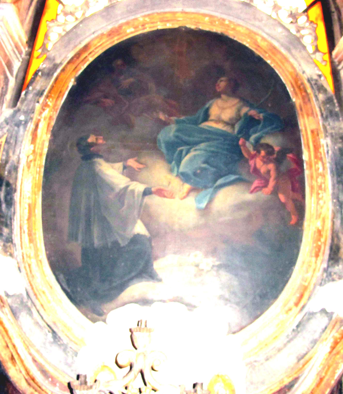 ANONIMO, San Luigi Gonzaga sec.XVIII.