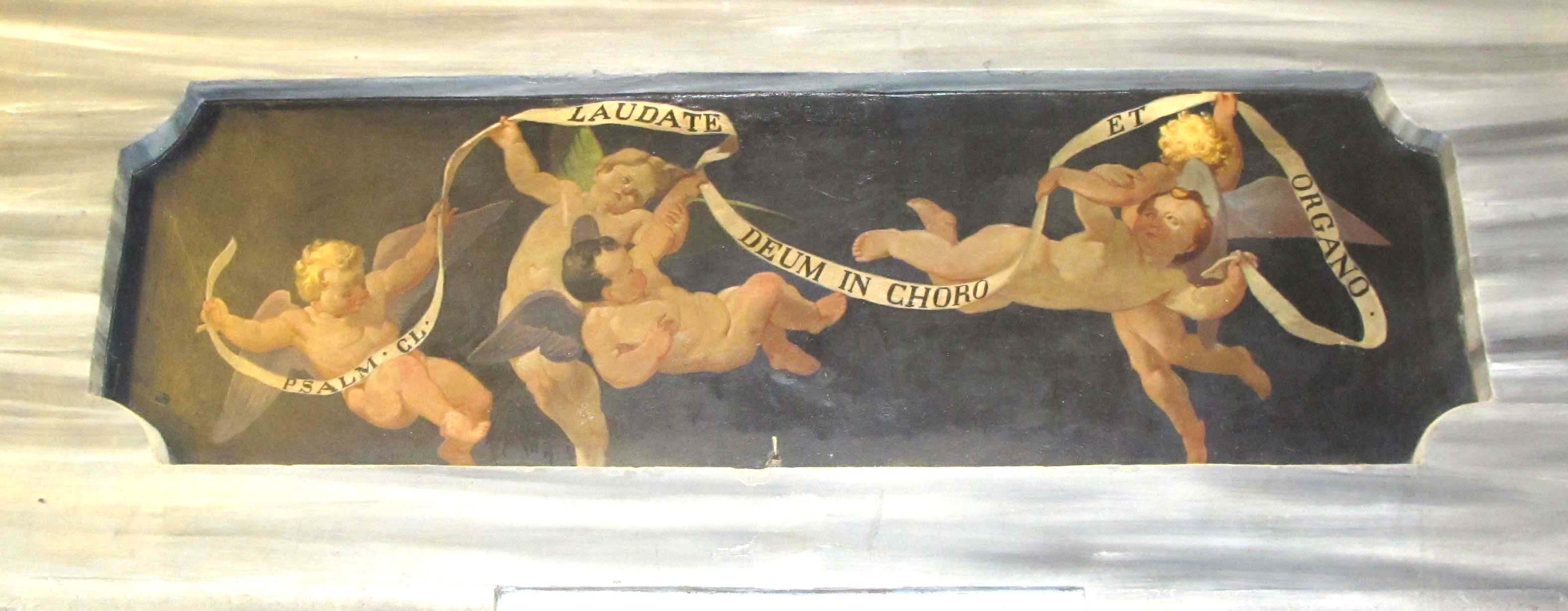 ANONIMO, Angeli (sec. XVII)