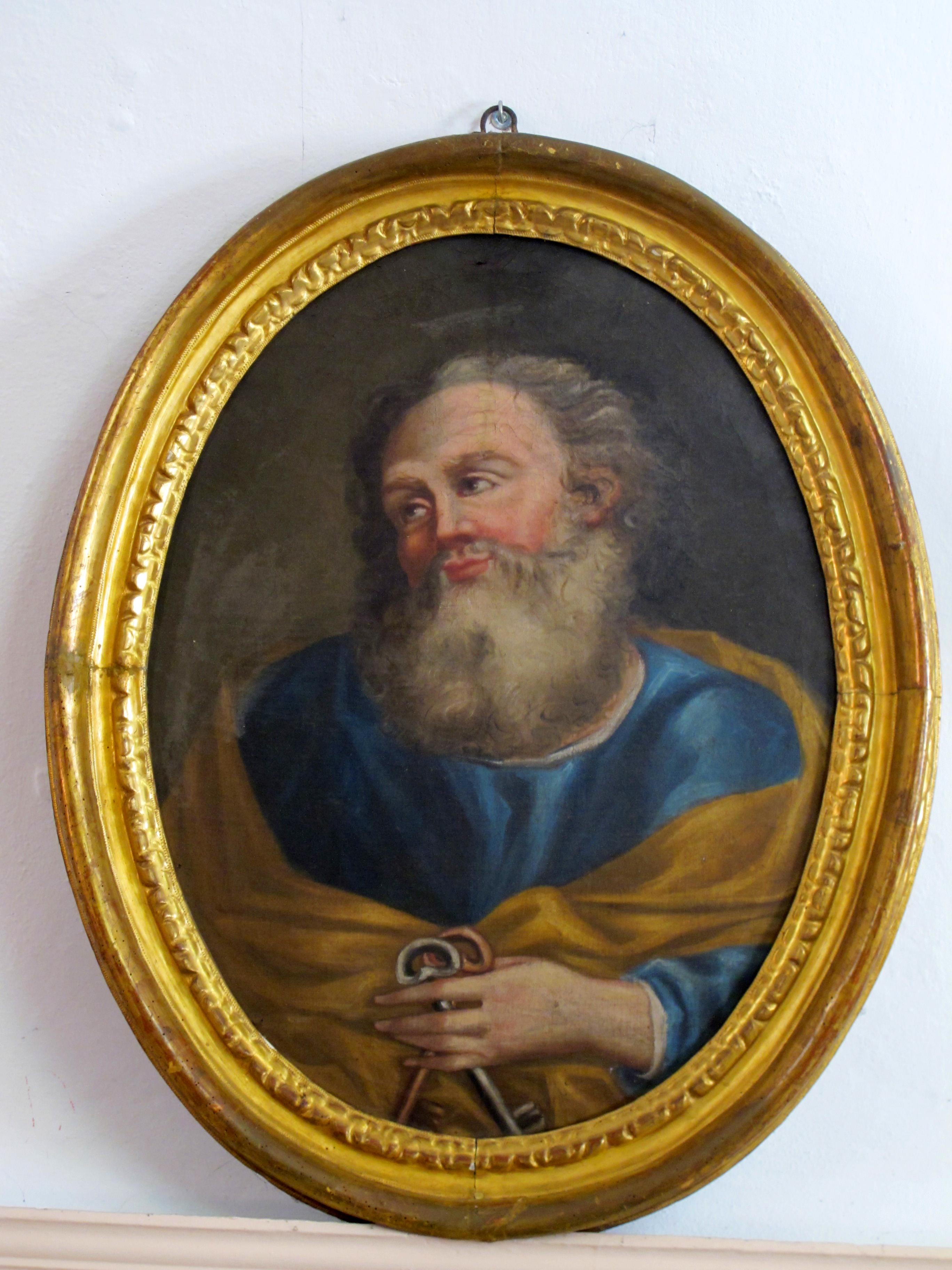 Anonimo. Apostolato. San Pietro