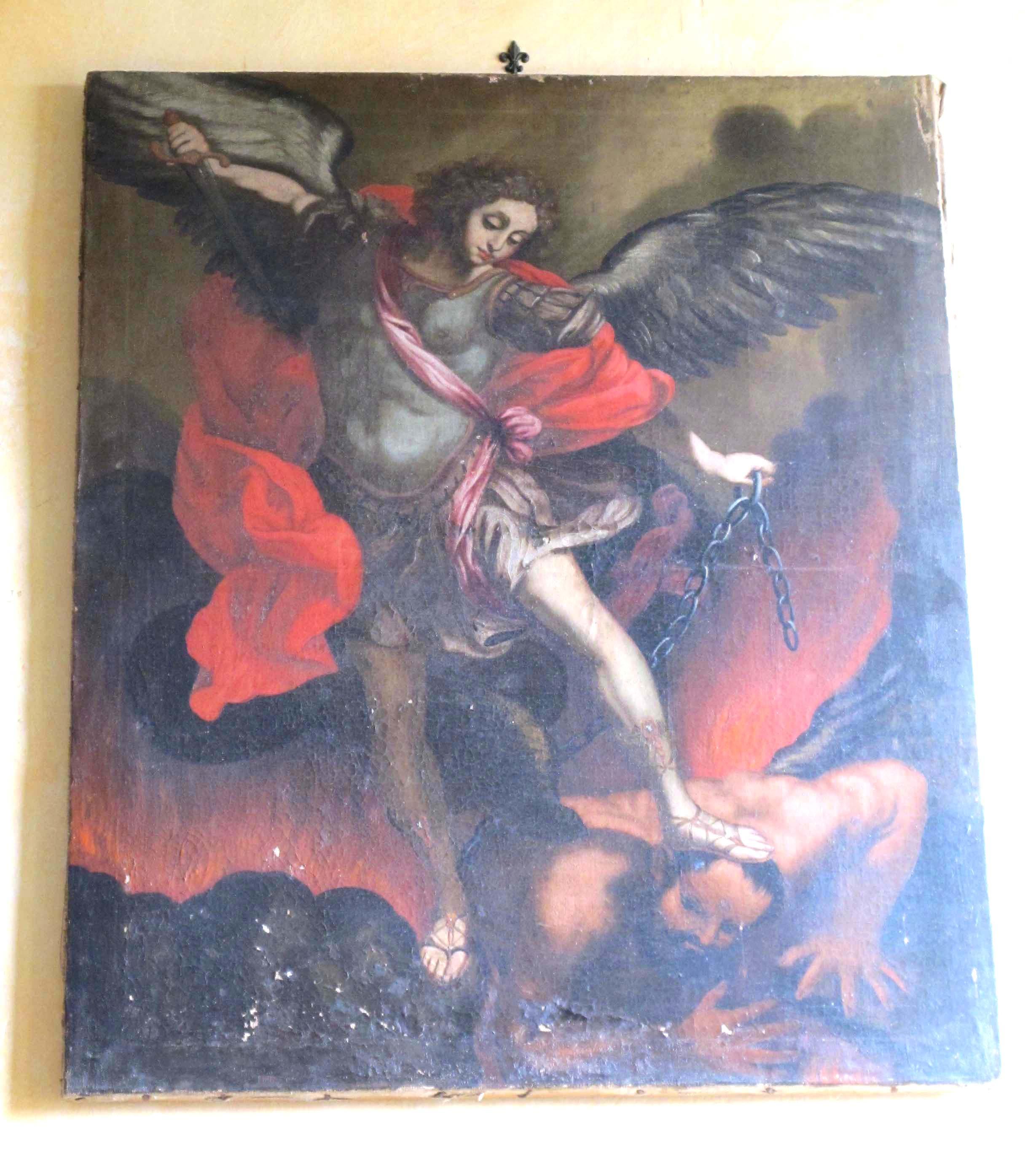 IGNOTO, San Michele Arcangelo (seconda metà del sec. XVII)