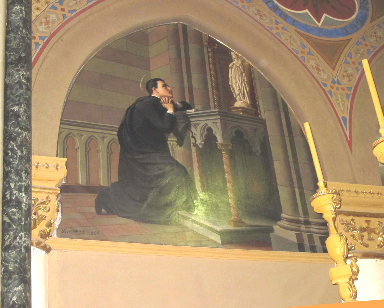 KIRCHMAYR ANGELO, San Stanislao Kostka (1899 ca.)