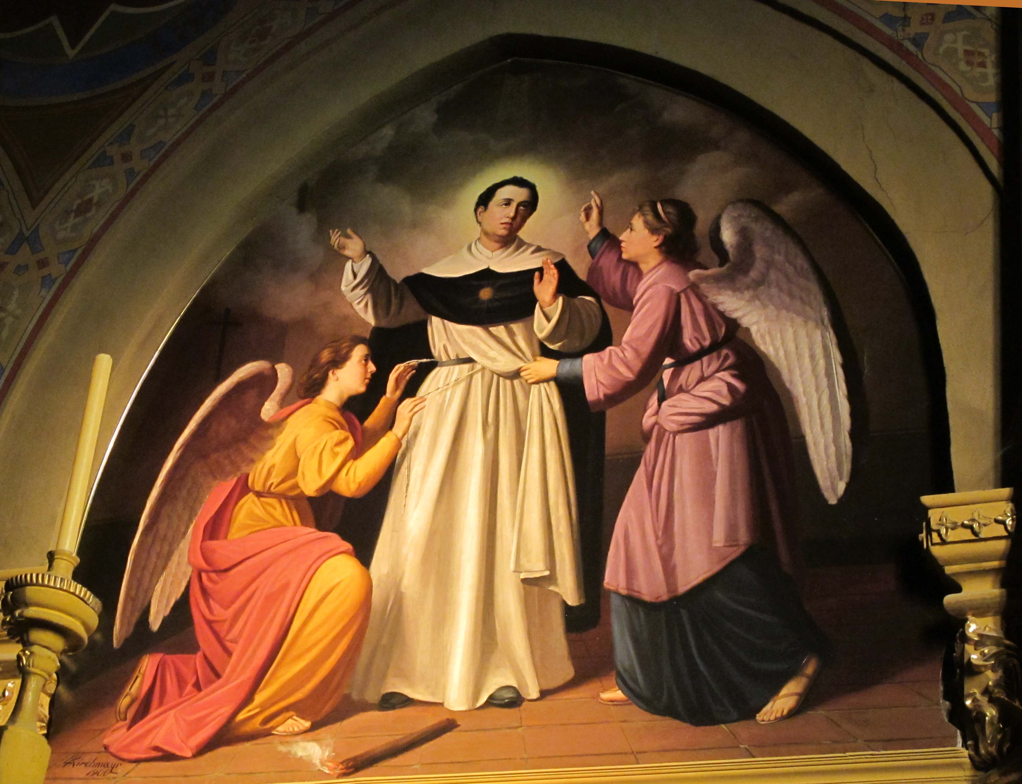 KIRCHMAYR ANGELO, San Tommaso d'Aquino (1899 ca.)