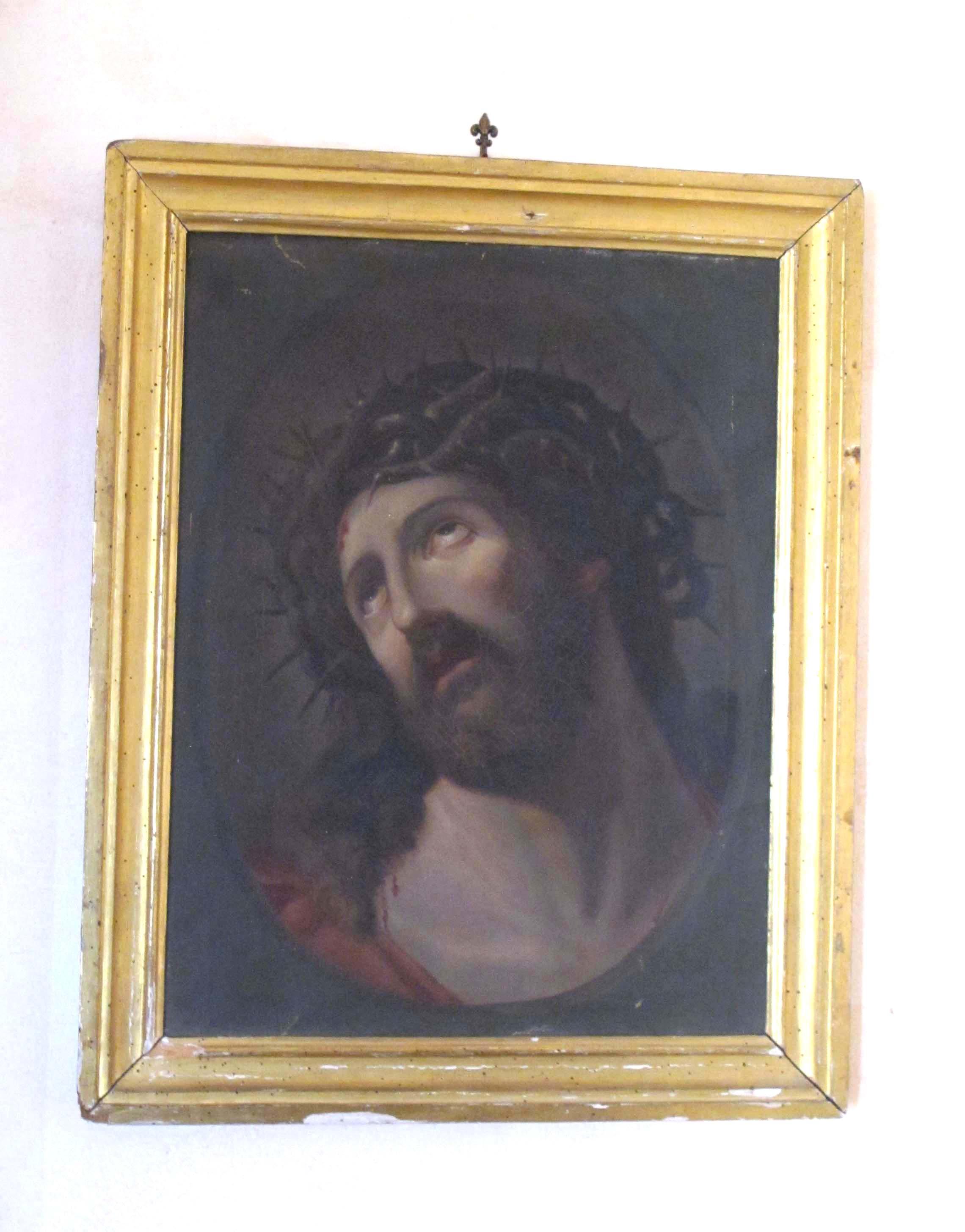 MONTU' GIOVANNI MARIA, Cristo coronato di spine (1824)