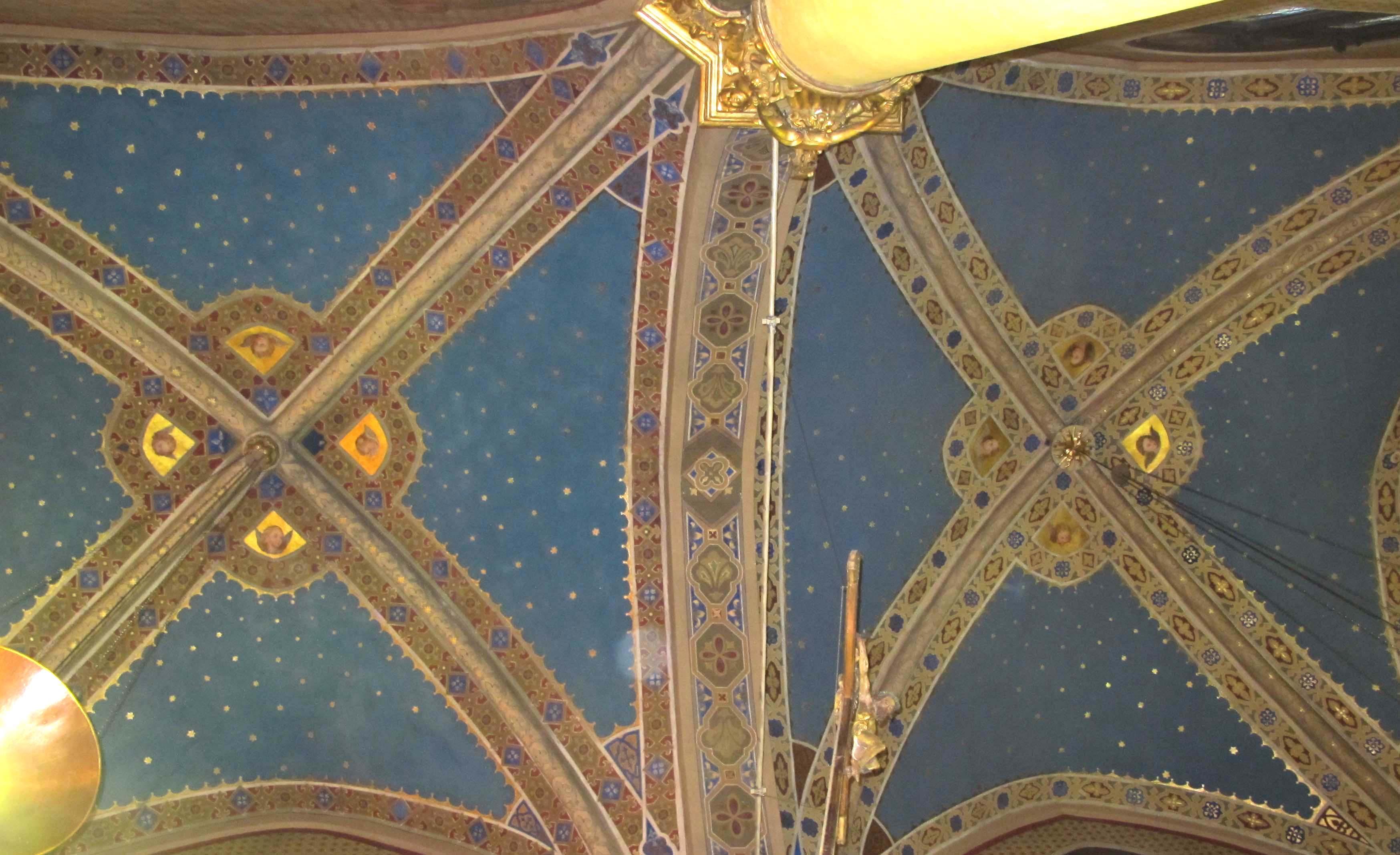 PANGELLA VINCENZO, Decorazione geometrica e floreale (1900 ca.)