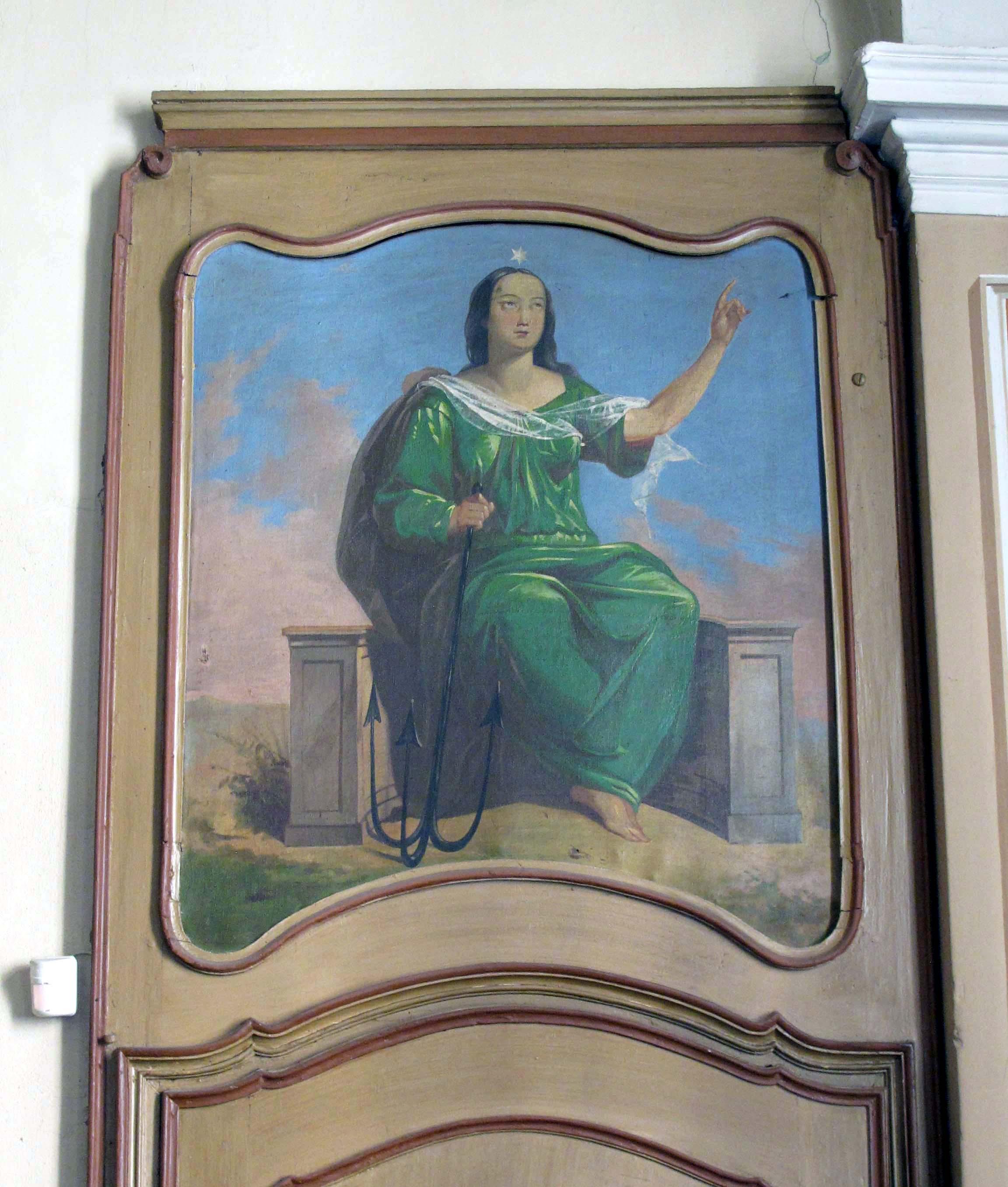 IGNOTO AUTORE LOCALE, La Speranza (inizio sec. XX).