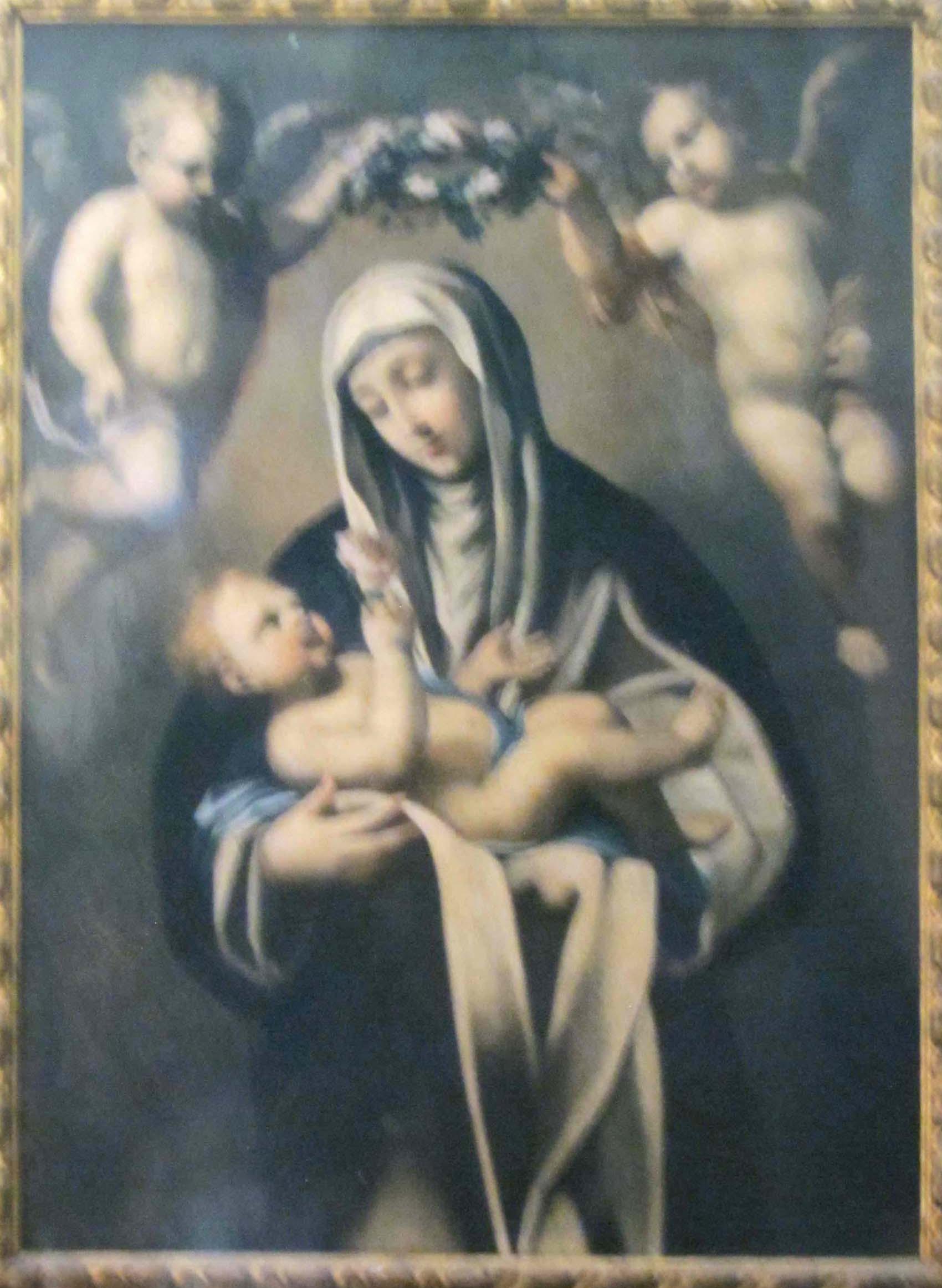 PITTORE IGNOTO (LORENZO DUFOUR?), Santa Rosa da Lima, (1668-70 ca.)