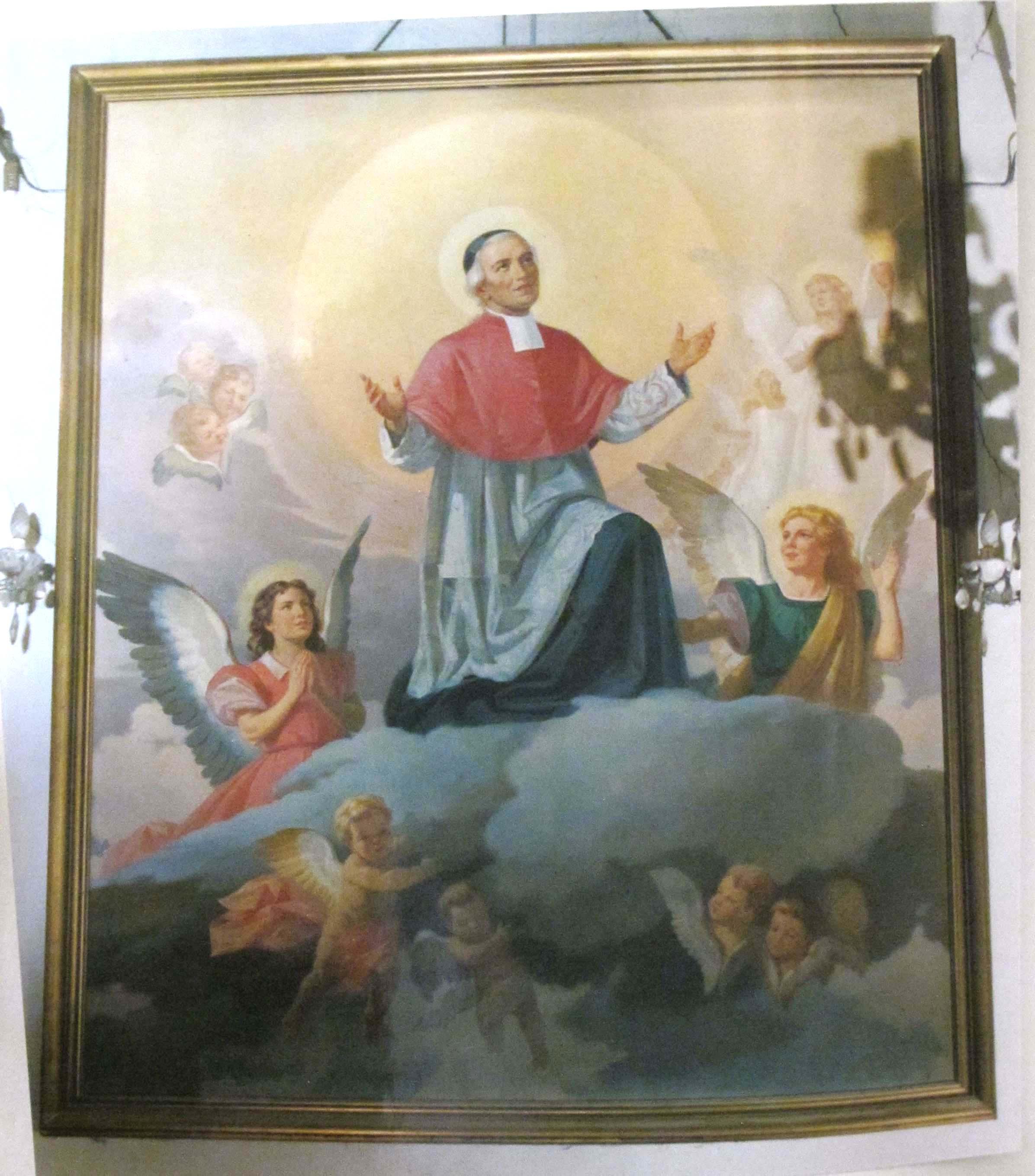 AUTORE IGNOTO, San Giuseppe Cottolengo?, (secolo XX, dopo il 1934)