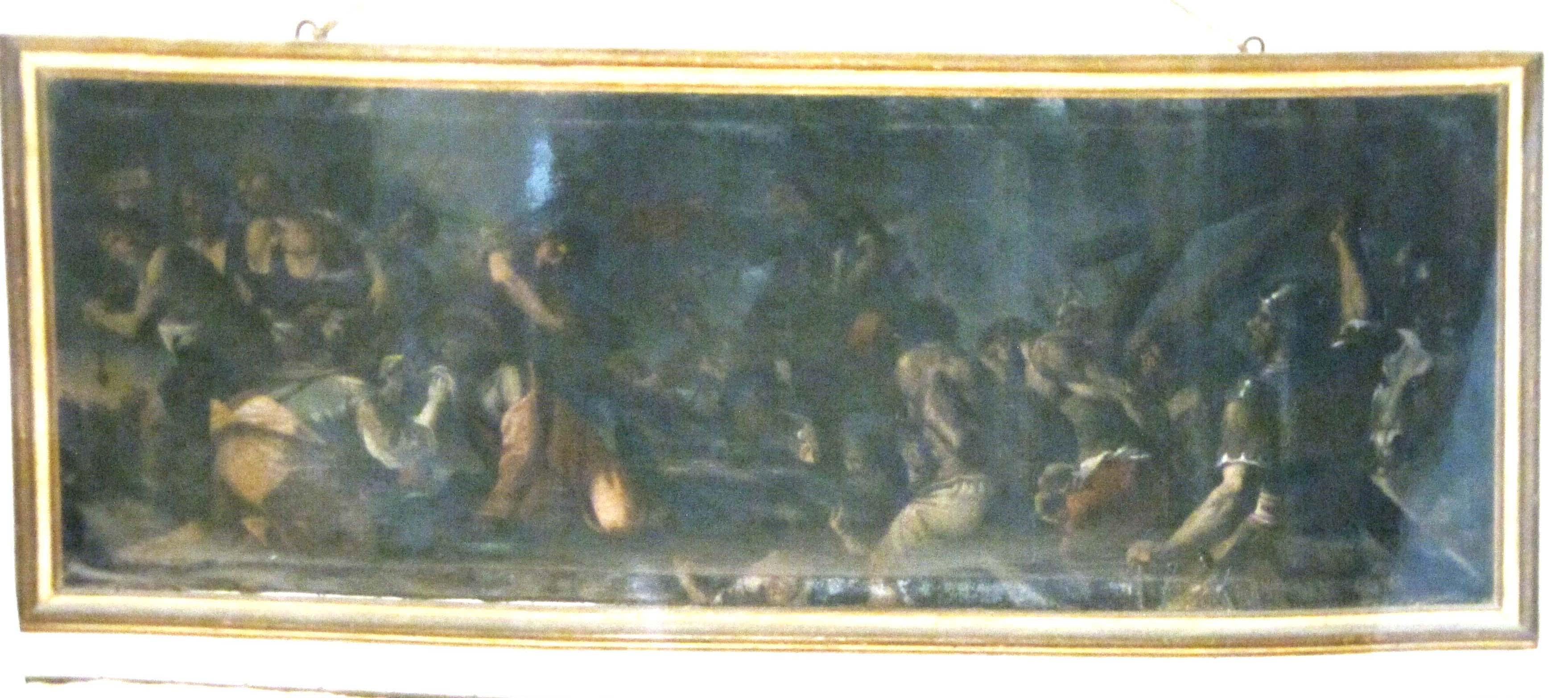 MATTIA PRETI, Il Golgota (seconda metà del sec. XVII)