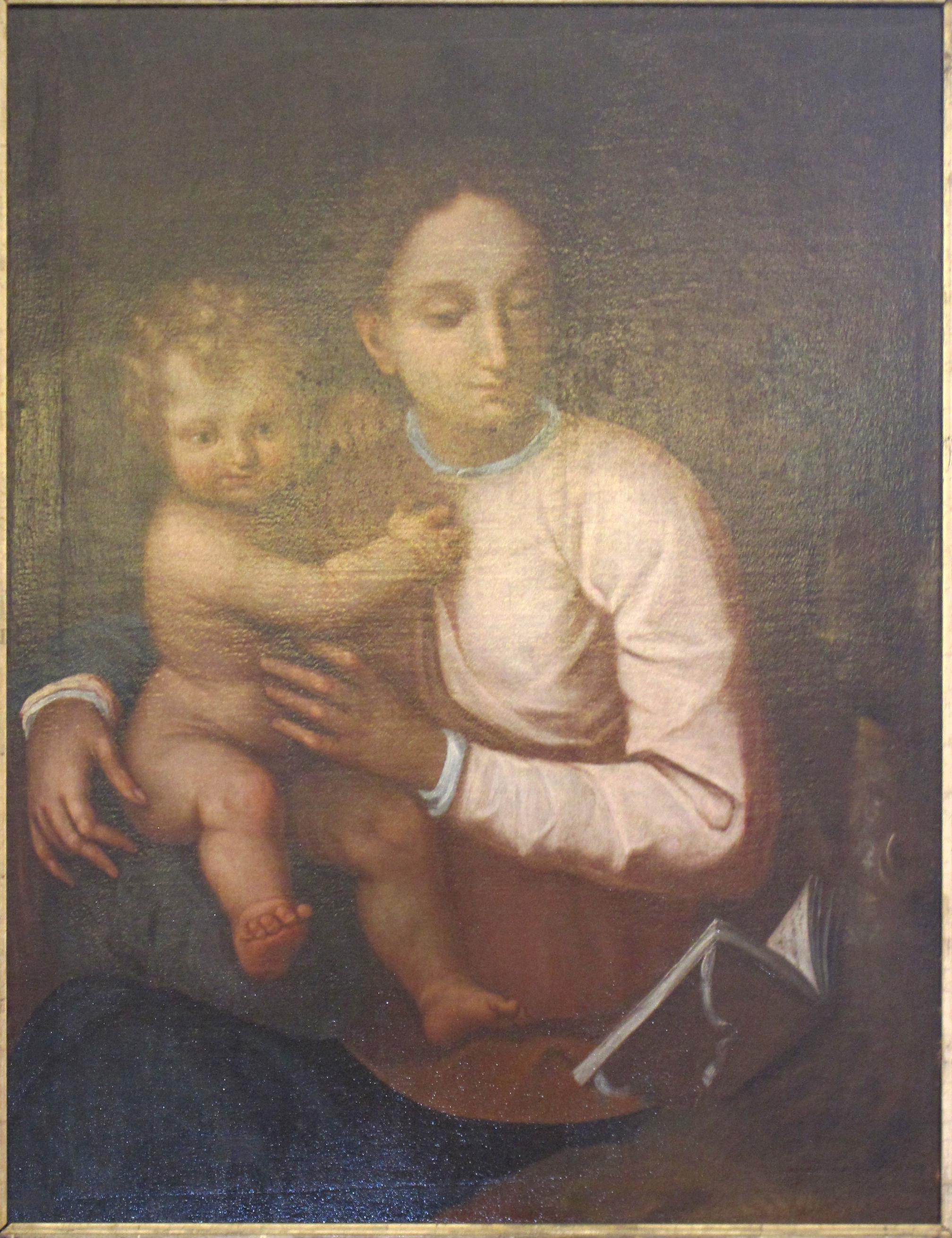 F. Fea. Madonna col Bambino ( 1630 ca.)