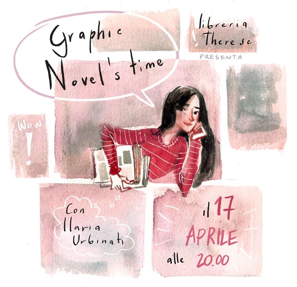 Graphic Novel Time di Ilaria Urbinati