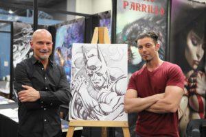 fumettisti a Torino Comics