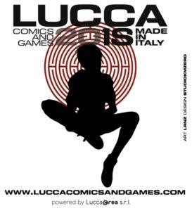Poster Lucca 2018 LRNZ