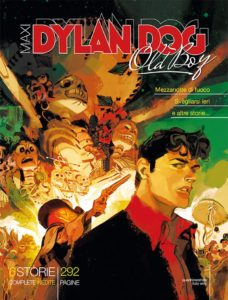 Maxi Dylan Dog Old Boy 28