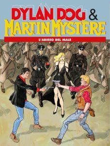 Dylan Dog e Martin Mystere