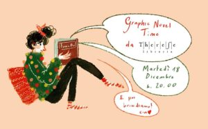 Graphic Novel Time Libreria Therese