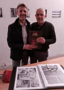 Andrea Ferraris al 515 Creative Shop di Torino