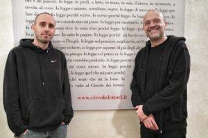 Zerocalcare e Max Pezzali