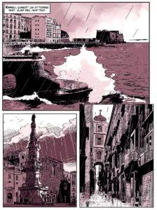 Napoli di Luigi Siniscalchi
