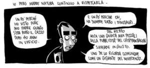 vignetta di Zerocalcare