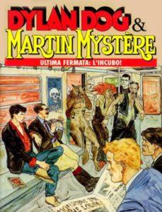 Dylan Dog e Martin Mystère 1