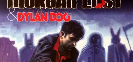 team up Morgan Lost e Dylan Dog