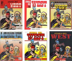 edizioni Storia del West