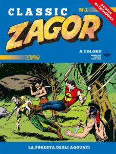 Zagor Classic a colori