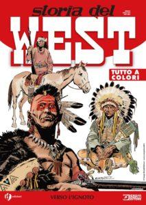 Storia del West Verso l'ignoto
