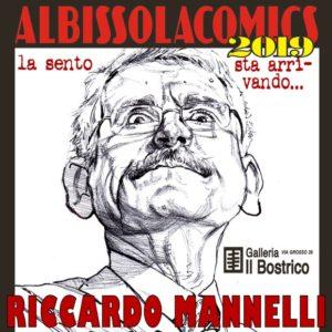 Riccardo Mannelli ad Albissola Comics