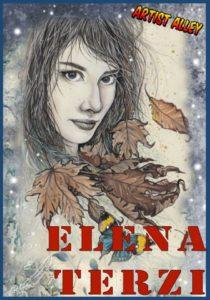 Elena Terzi ad Albissola Comics