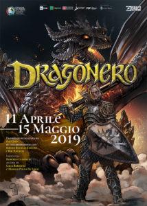 Dragonero in mostra a Torino